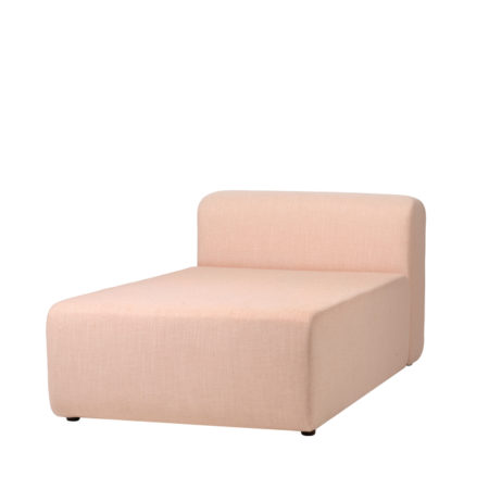 lagoon dusty rose Chaise lounge