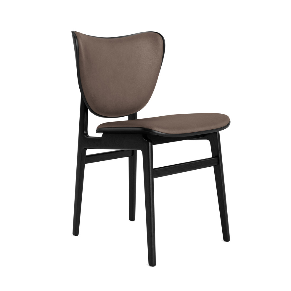 elephant dining chair leather